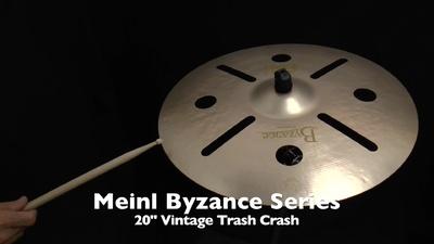 Meinl 20 Byzance Serie