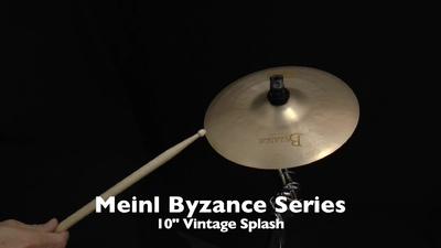 Meinl Byzance Serie 10 Vintage Splash