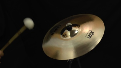Sabian 16 XSR Rock Crash Becken