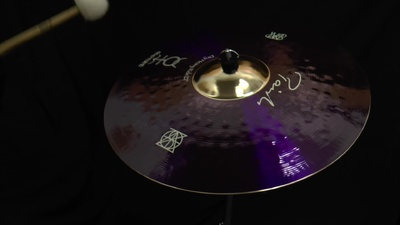 Paiste Signature 22 Dry Heavy Ride Monad