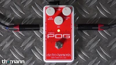 Electro Harmonix Nano POG Polyphonic Octave Generator