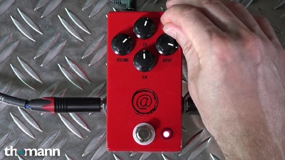 JHS Pedals The AT Andy Timmons Signature Drive
