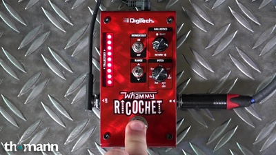 Digitech Momentary Pitch Shifter Whammy Ricochet