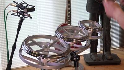 Millenium RT6810 Rototom Set
