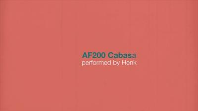 Millenium AF200 Cabasa