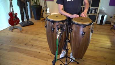 LP LPA647-SW 11+12 Conga Set I