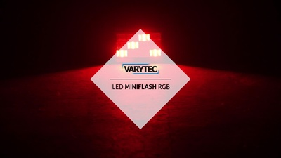 Varytec LED Miniflash RGB
