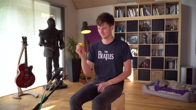 Thomann Kids Percussion TKP Farb-Shaker hoch