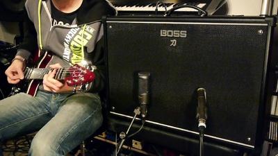 Boss Katana 100/212 Combo