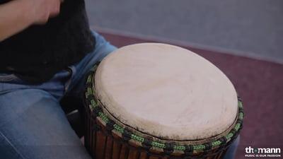 African Percussion DJ104 Djembe Kambala