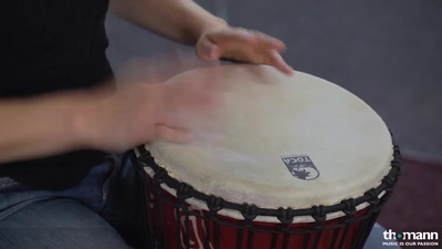 Toca 12 Synergy Freestyle Djembe