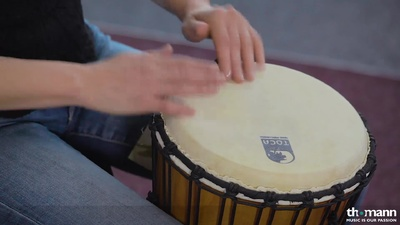 Toca 10 Origins Wood Djembe CK