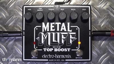 Electro Harmonix Metal Muff/Top Boost