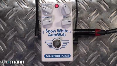 Mad Professor Snow White Auto Wah Fact.