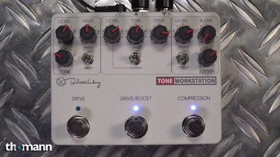 Keeley Tone Workstation 3