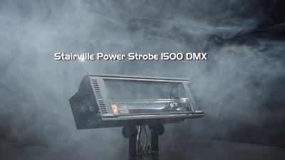 Stairville Power Strobe 1500 DMX