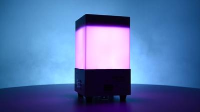 Varytec LED Accu Penta 9x12W IR