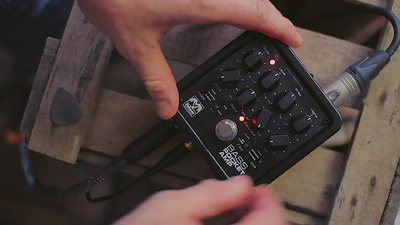 Palmer Pocket Amp Bass Preamp