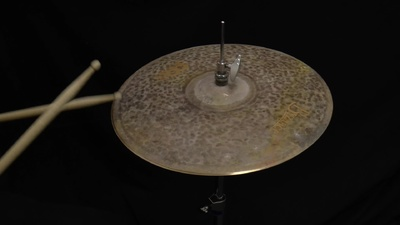 Meinl Byzance 16 Extra Dry Medium Thin Hi-Hat