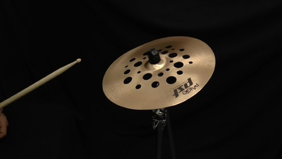 Paiste PSTX 14 Swiss Flanger Crash