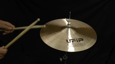 UFIP 15 Class Series Hi-Hat Medium