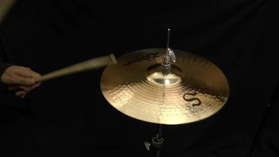 Zildjian 14 S Serie Rock Hi-Hat