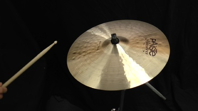 Paiste 18 Masters Dark Crash