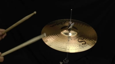 Zildjian 13 S Serie Mastersound Hi-Ha