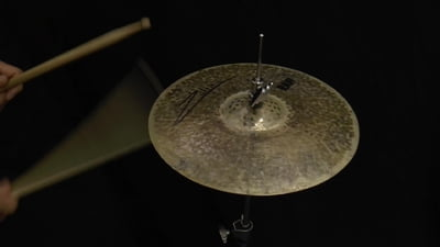 Zultan 13 Raw Hi-Hat