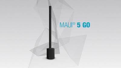 LD Systems Maui 5 Go
