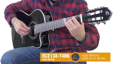 Ortega RCE138-T4BK