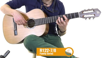 Ortega R122-7/8