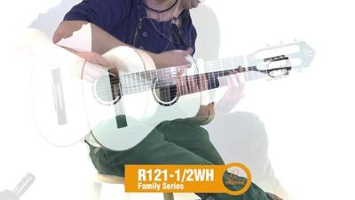 Ortega R121-1/2 WH