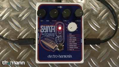 Electro Harmonix Synth9 Synthesizer Machine
