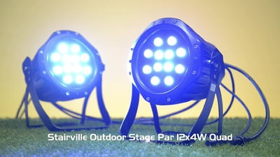Stairville Outdoor Stage Par 12x4W