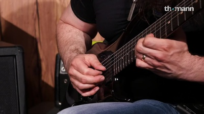 Music Man John Petrucci Monarchy Majesty