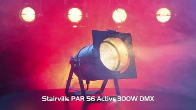 Stairville PAR 56 Active 300W DMX