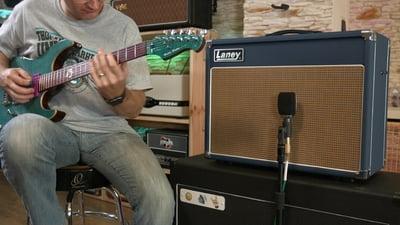 Laney L5T112 Lionheart Gitarren