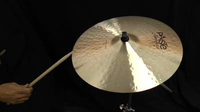 Paiste 20 Masters Dark Crash