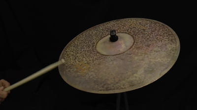 Meinl Byzance Serie 20 Extra Dry T. Ride