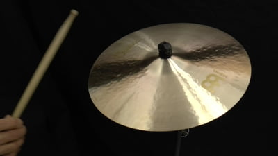 Meinl Byzance Serie 18 Jazz Thin Crash