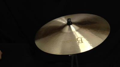 Meinl Byzance Serie 20 Jazz Thin Crash