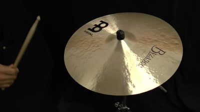 Meinl Byzance Serie 22 Medium Ride