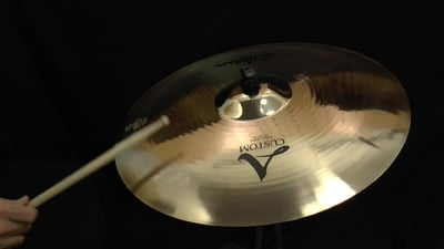 Zildjian 22 A-Custom Ping Ride