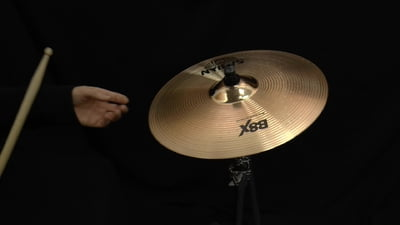 Sabian 15 B8X Thin Crash