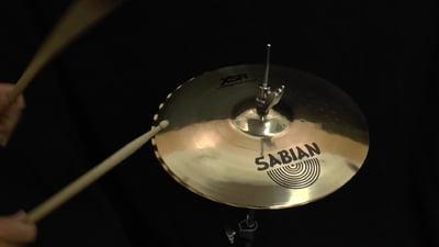 Sabian 14 XSR X-Celerator Hi-Hat Becken