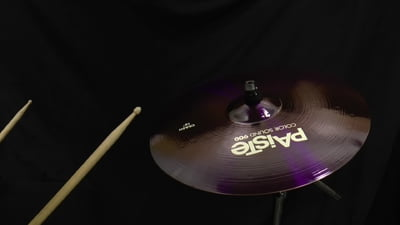 Paiste 18 900 Color Sound Serie Crash PRP