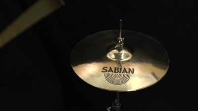 Sabian 14 XSR Rock Hi-Hat