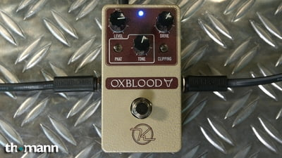 Keeley Oxblood Overdrive