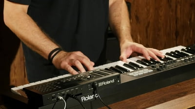 Roland D-05 - Linear Synthesizer